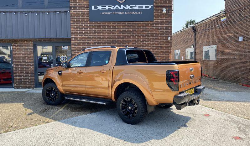 2020(70) DERANGED™ Ford Ranger Wildtrak 2.0 Bi-Turbo Blackout Edition full