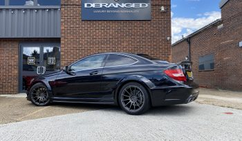 2013(63) Mercedes-Benz C63 AMG Coupe Black Series Evocation full