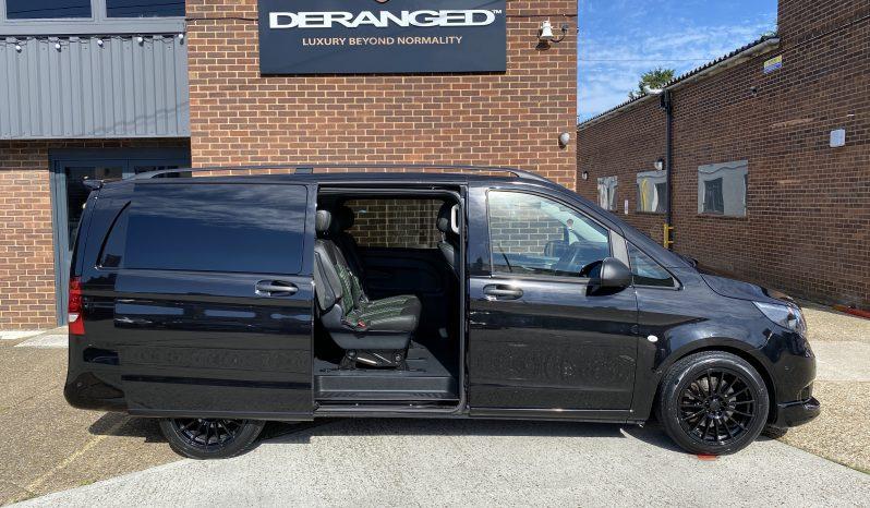 2018(67) Mercedes Vito 2.1 119 CDi Sport Crew Van G-Tronic+ RWD L2 EU6 (s/s) 5dr full