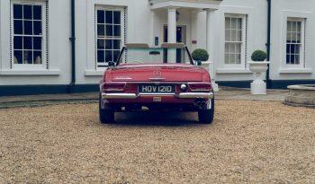 1967(D) Mercedes 230SL Manual Pagoda 2dr full