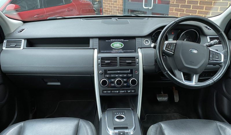 2016(66) Land Rover Discovery Sport 2.0 TD4 HSE Black Auto 4WD full