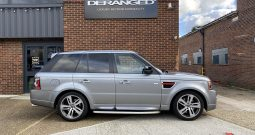 2012(62) Range Rover Sport 3.0 SD V6 HSE Red Edition 4X4 5dr