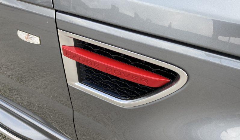 2012(62) Range Rover Sport 3.0 SD V6 HSE Red Edition 4X4 5dr full