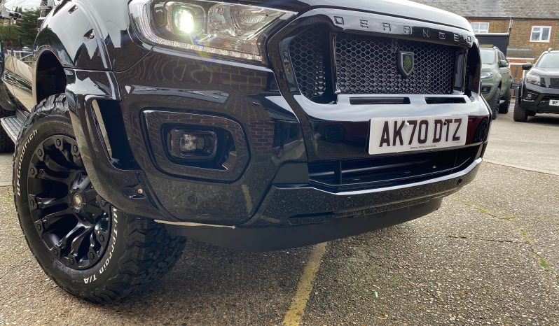 2020(70) DERANGED™ Ford Ranger Wildtrak 2.0 Bi-Turbo Blackout Edition full