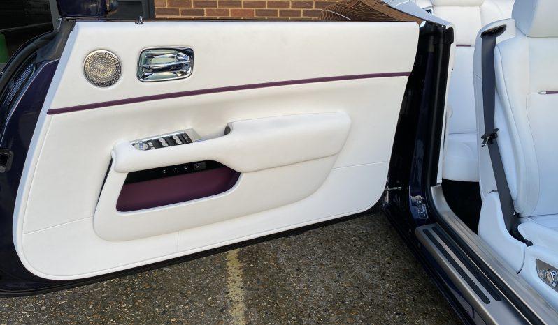 2018(68) Rolls-Royce Dawn 6.6 V12 Auto 2dr (4 seat) full