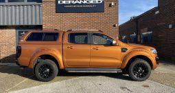 2017(66) DERANGED™ Ranger 3.2 TDCi AUTO Wildtrak Blackout Edition