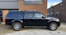 2015(65) Nissan Navara 3.0 dCi V6 Outlaw Double Cab Pickup