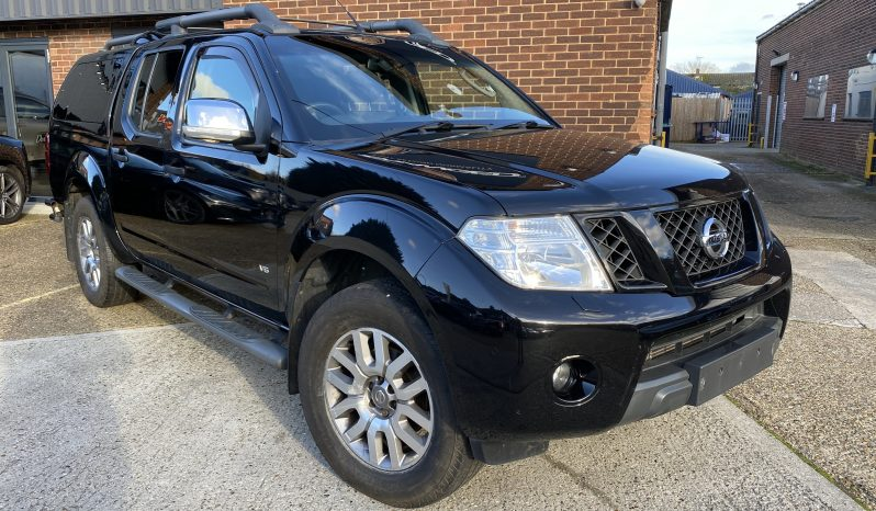 2015(65) Nissan Navara 3.0 dCi V6 Outlaw Double Cab Pickup full
