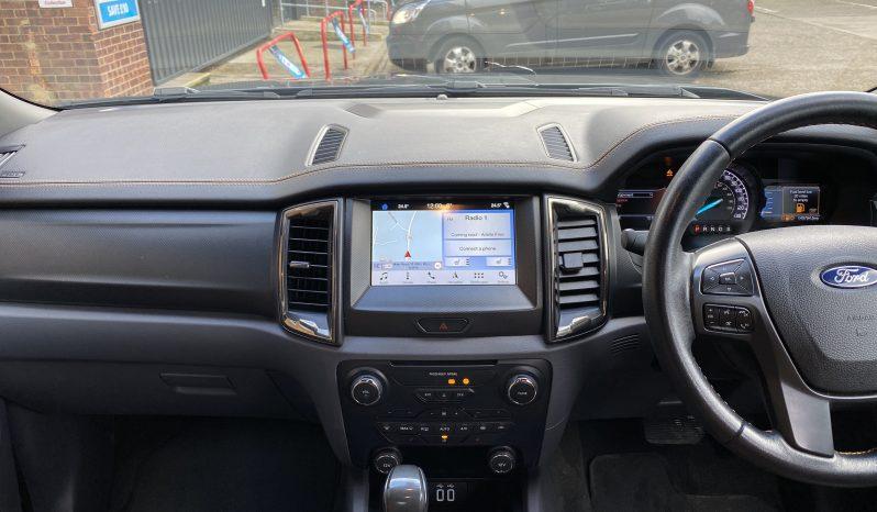 2018(68) DERANGED™ Ranger 3.2 TDCi AUTO Wildtrak Blackout Edition full