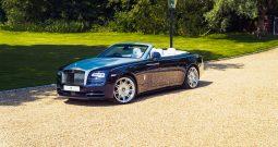 2018(68) Rolls-Royce Dawn 6.6 V12 Auto 2dr (4 seat)