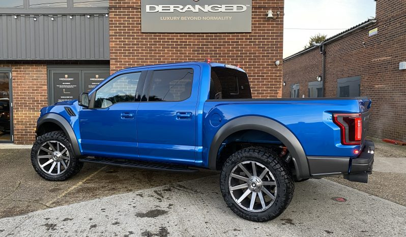 2020(70) DERANGED™ Ford F150 Raptor 3.5 V6 EcoBoost 4dr full