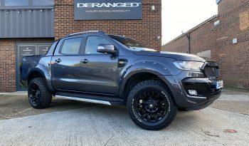 2016(16) DERANGED™ Ranger 3.2 TDCi Wildtrak Blackout Edition full