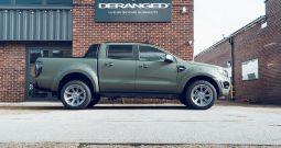 2021(21) DERANGED™ Ford Ranger Wildtrak 2.0 Bi-Turbo