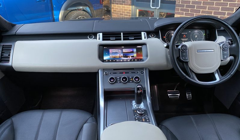 Range Rover Sport 5.0 P525 V8 Autobiography Dynamic Auto 4WD (s/s) 5dr full