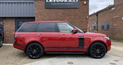 Range Rover 4.4 SD V8 Vogue SE Auto 4WD 5dr