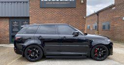 Range Rover Sport 5.0 P575 V8 SVR Auto 4WD (s/s) 5dr