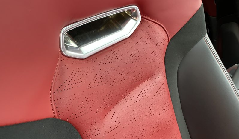 Range Rover Sport 5.0 P575 V8 SVR Auto 4WD (s/s) 5dr full
