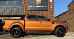 2018(67) DERANGED™ Ranger 3.2 TDCi AUTO Wildtrak Blackout Edition